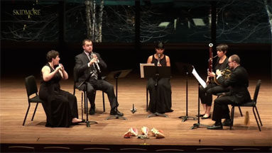 Video: Island Universe for Woodwind Quintet